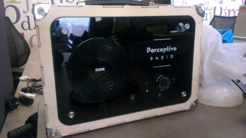 Perceptive Radio v1