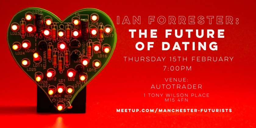 Future of dating with Ian Forrester