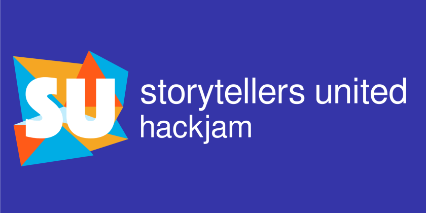 storytellers united hackjam