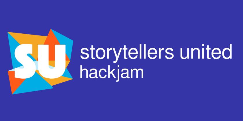 storytellers united hackjam