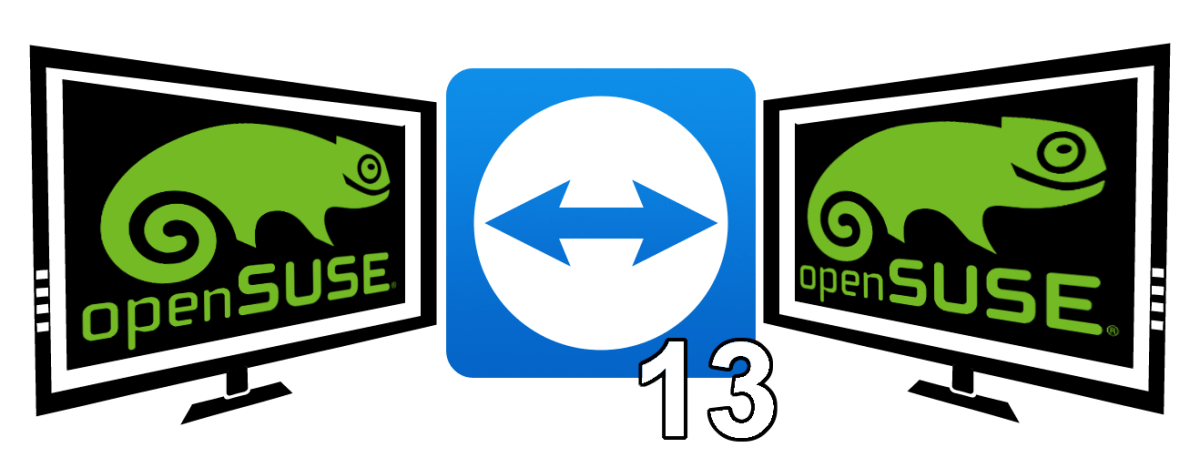 openSUSE-TeamViewer 13-angle