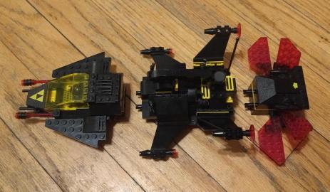 Invader Crane Mode-17