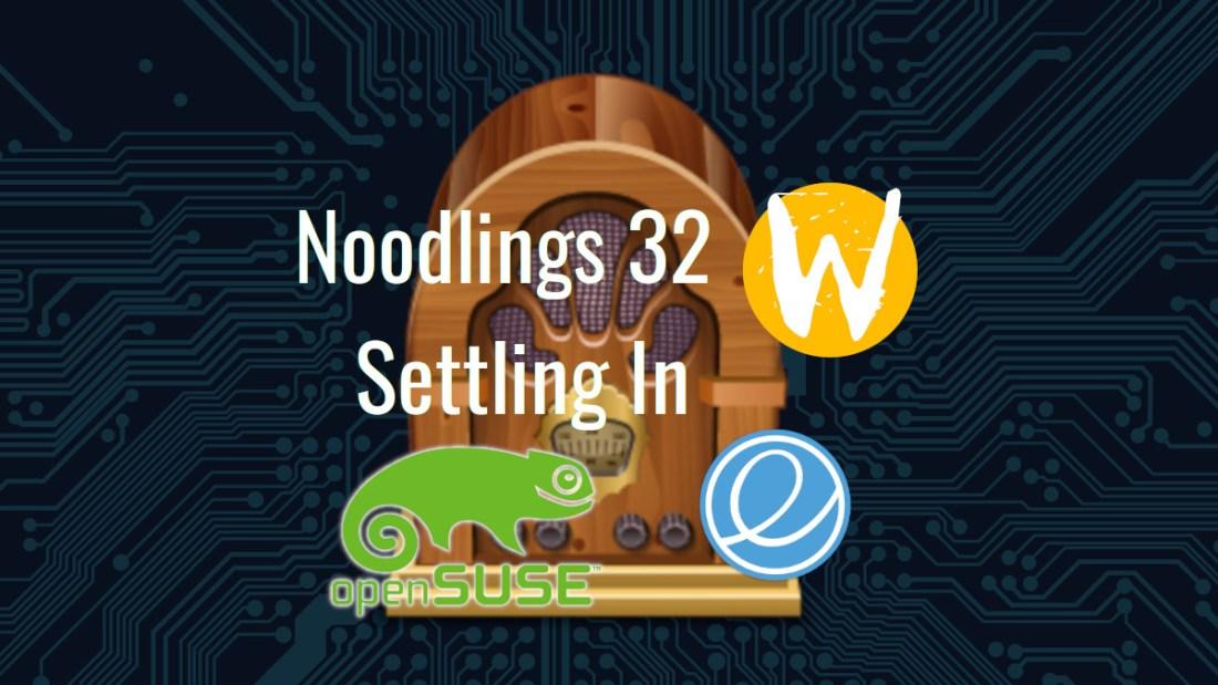 CubicleNate Noodlings Episode 32 Settling In