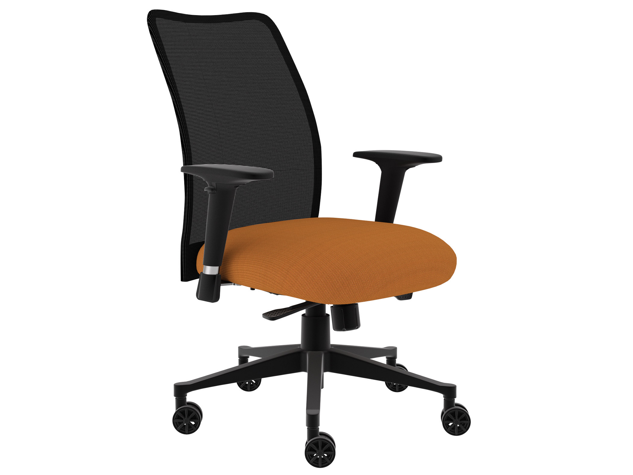 Orange Office Chairs Orange Office Chair Office Task Chairs Chairs For Office