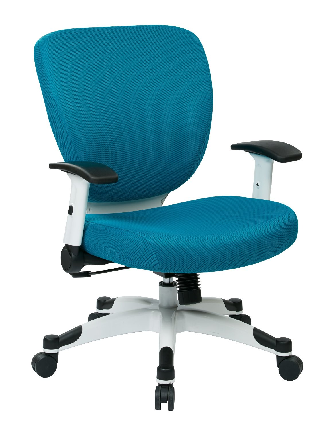 Blue Computer Chair Blue Desk Chair Office Task Chairs Chairs For Office