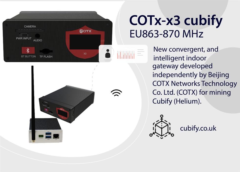 cotx-x3 miner