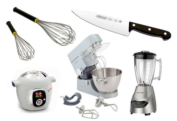 Los utensilios ms importantes de cocina  Chef Cubiro