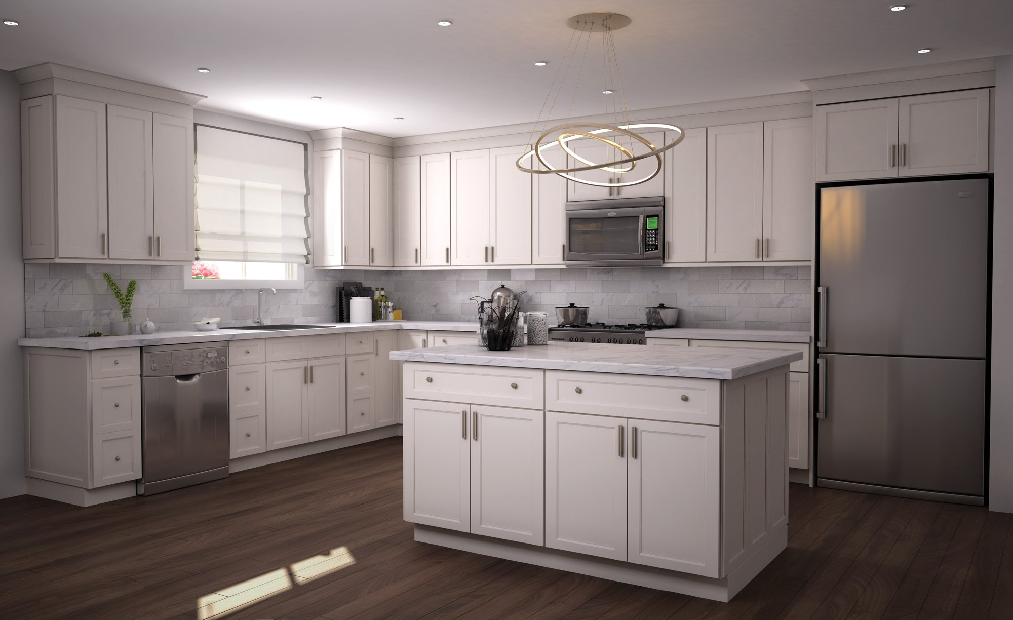 Oxford Latte Cubitac Cabinetry