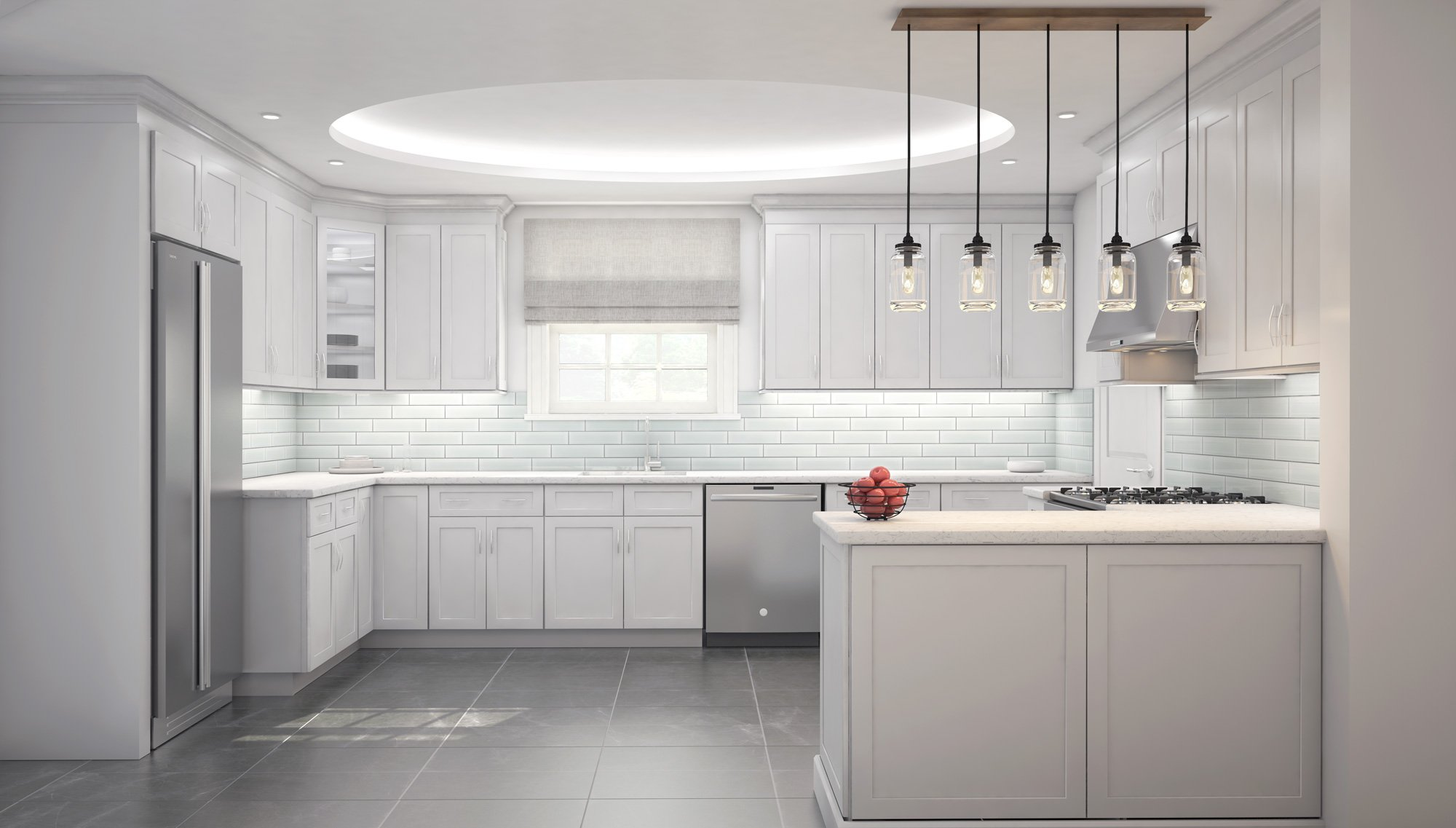 Oxford Pastel  Cubitac Cabinetry