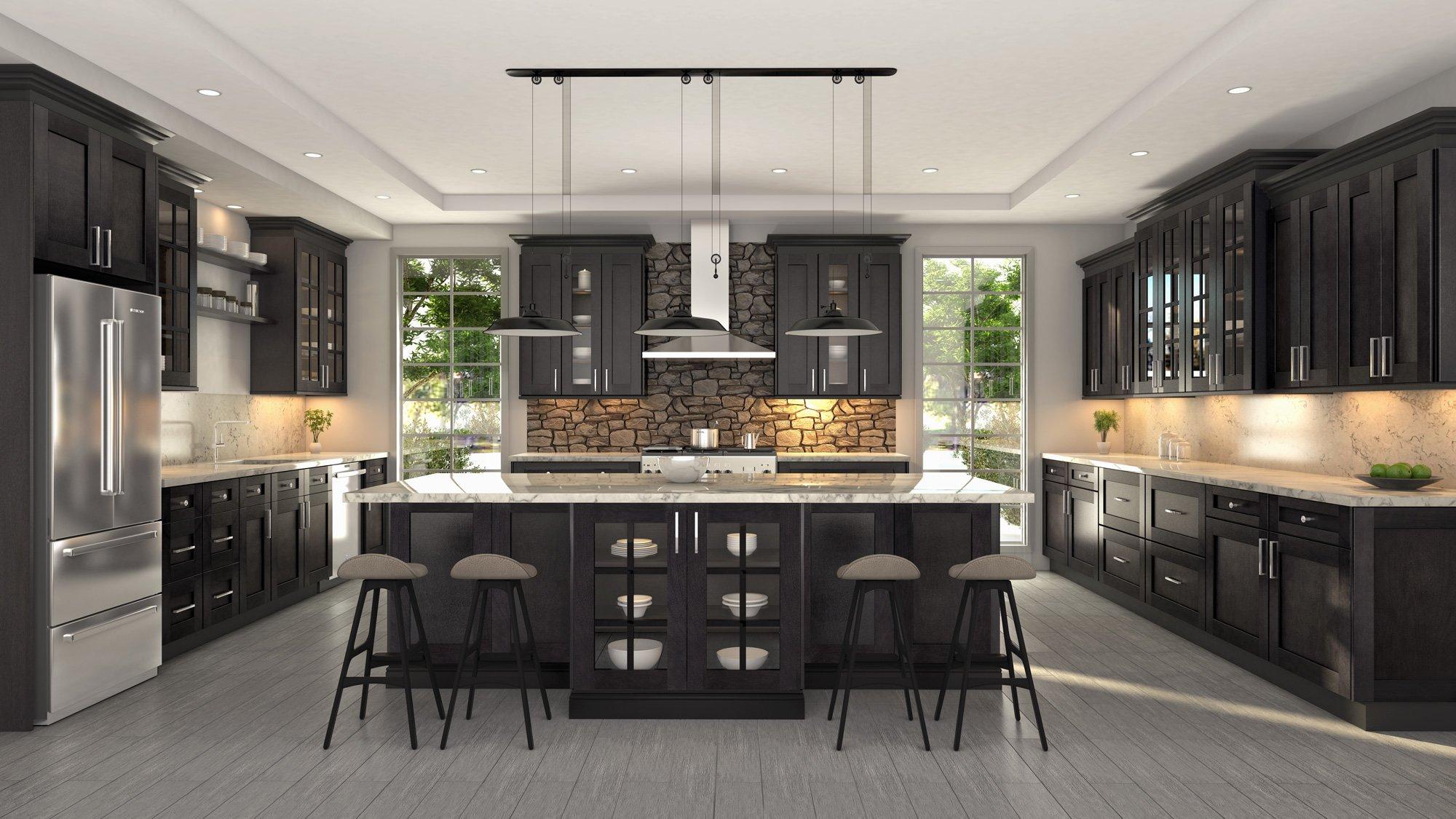 Dover Shale Cubitac Cabinetry