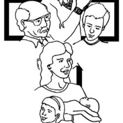 Body Of Christ Page Coloring Pages