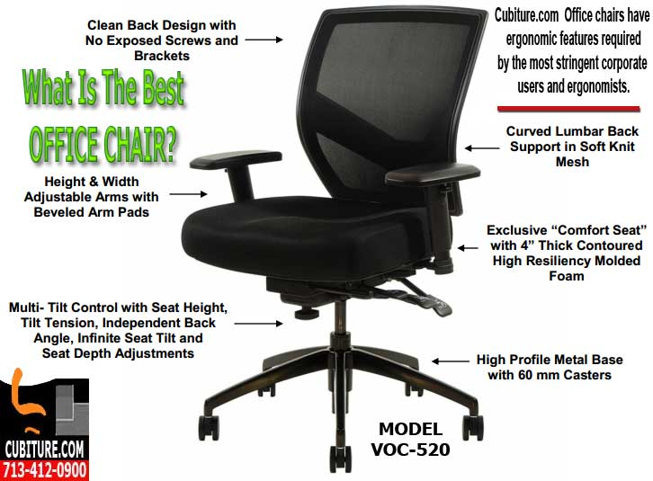 back support office chair swivel casters what is best chairs for pain
