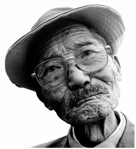 Old Man by Kelly Cheng