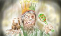 Giuseppe Bucolo-Un re, un giullare, un malato, un ferito, un pazzo, un ...