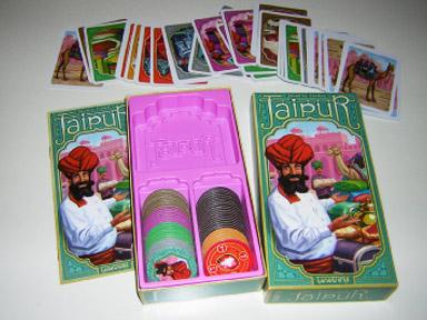 Componentes de Jaipur