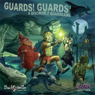 Portada de Guards Guards!
