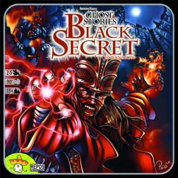 Portada de Ghost Stories: Black Secret