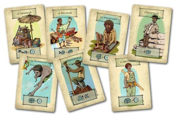 Personajes de Vanuatu