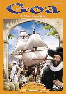 Portada de Goa: The New Expedition