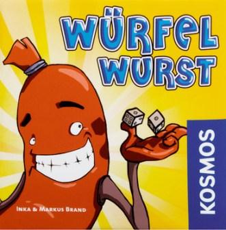 Portada de Würfelwurst