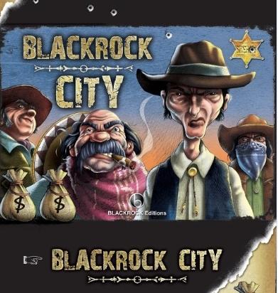 Portada de Blackrock City