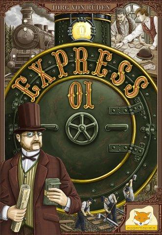 Portada de Express 01