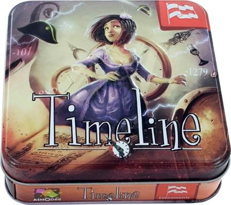 Caja de Timeline: Eventos