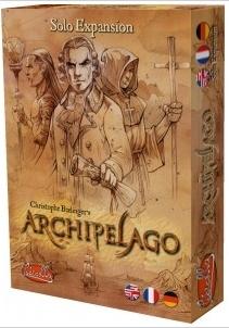Caja de Archipelago: Solo Expansion