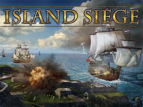 Portada de Island Siege