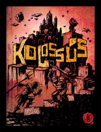 Portada provisional de Kolossus