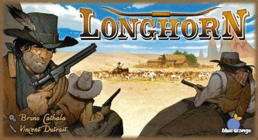 Portada de Longhorn