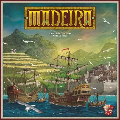 Portada de Madeira