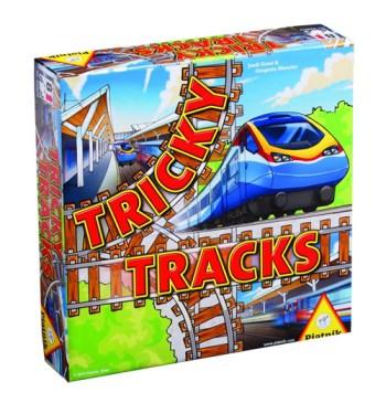 Caja de Tricky Tracks