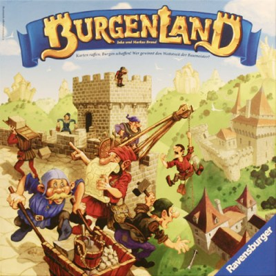 Portada de Burgenland
