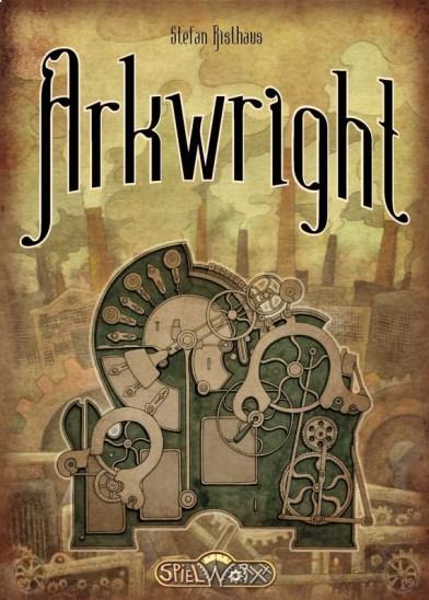 Portada de Arkwright