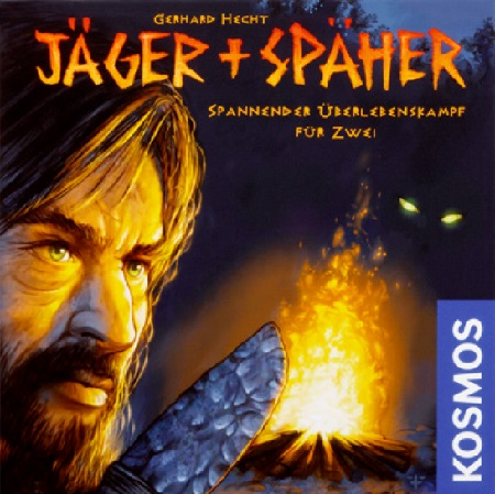 Portada de Jäger + Späher