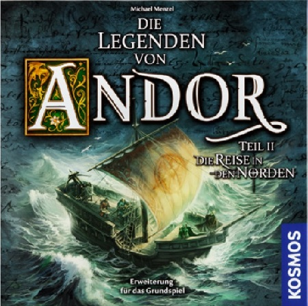 Die Legenden von Andor Teil II: Die Reise in den Norden