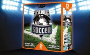 Caja de Time of Soccer