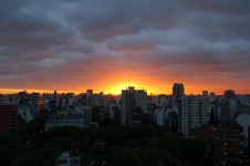 argentina-buenos-aires-by-isa-city-at-sunset-2009