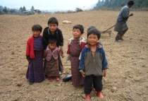 bhutan-by-lindsey-weaver-children-hard-at-play-2006