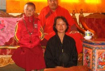 bhutan-by-lindsey-weaver-our-bhutanese-guide-with-reincarnate-monk-the-little-boy