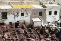 morocco-fes-by-katie-fox-dying-at-the-leather-tanneries
