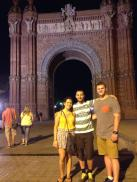 spain-barcelona-by-guadalupe-avalos-arc-de-triomphe-2014