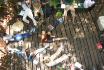 brazil-barco-by-becca-bredehoft-sit-students-after-being-up-on-a-tower-overlooking-the-jungle-2005