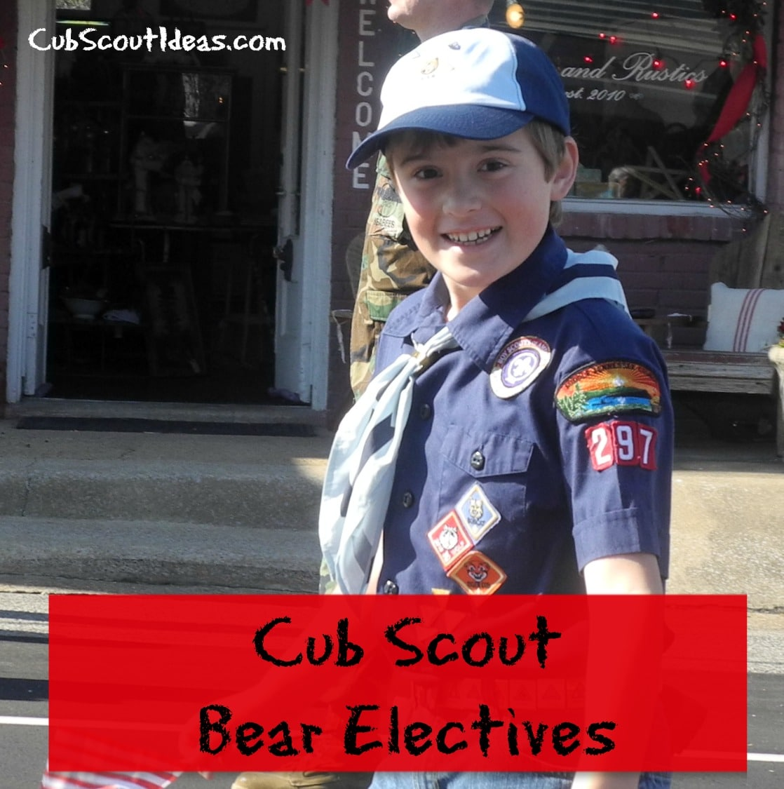 Cub Scouts Resourcefulness Ideas