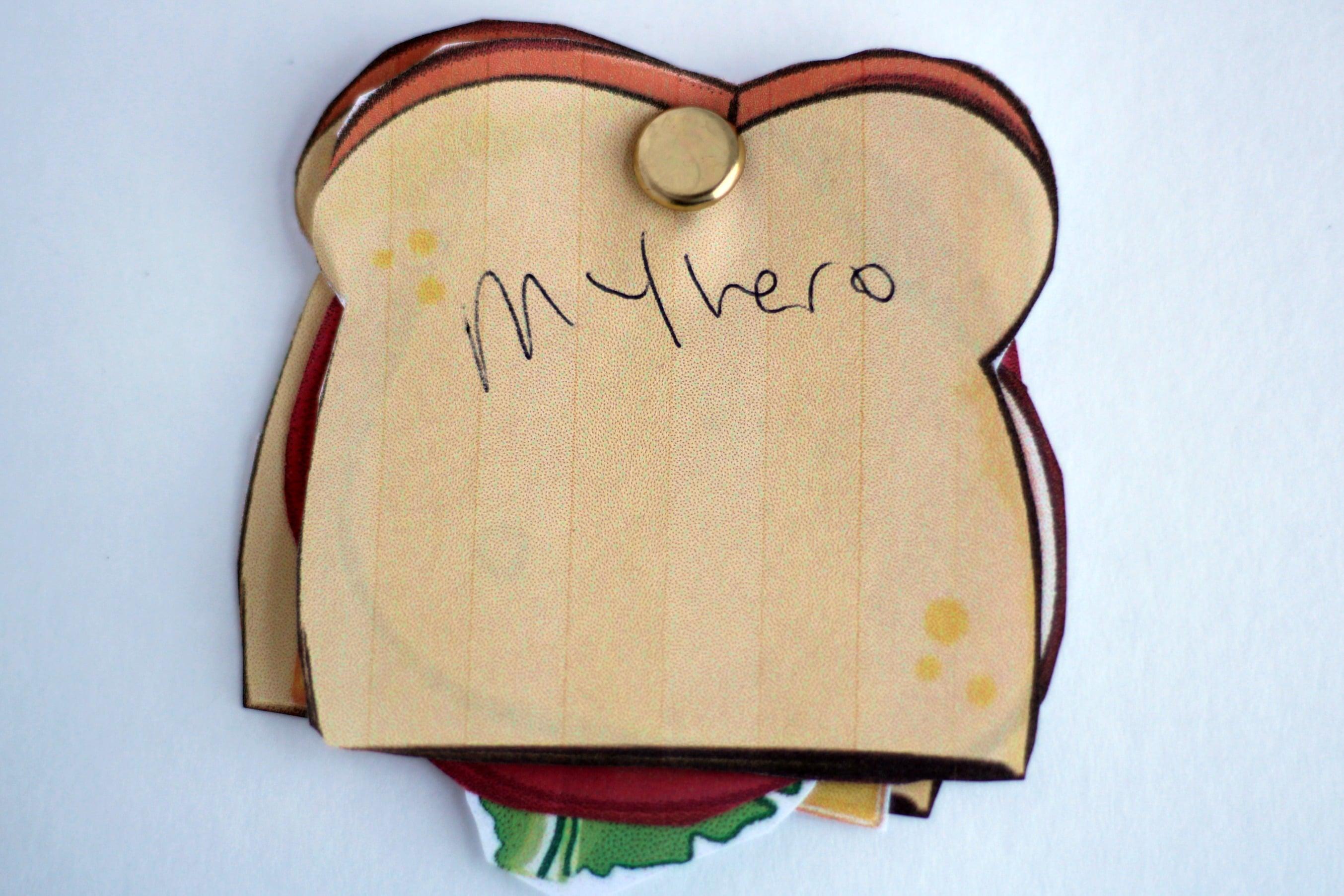 Build My Own Hero Sandwich Stack