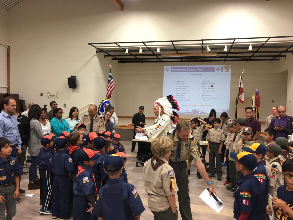 medium resolution of pack 61 presented bobcat awards to 35 new cub scouts in a special ceremony at our october pack meeting congratulations to all of our new bobcats