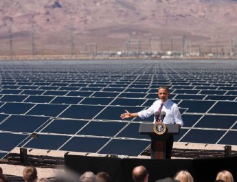 Barack Obama's Irreversible Momentum of Clean Energy