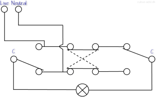 two way switch explanation
