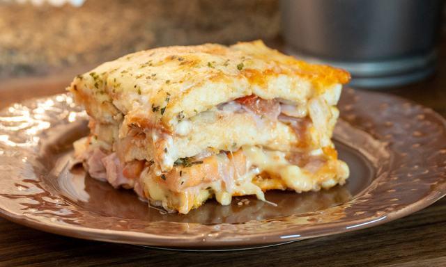 Lanchão pizza